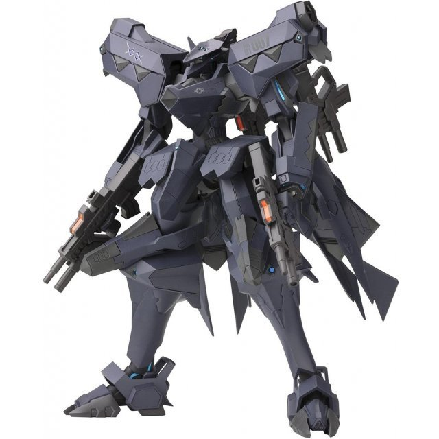 Muv-Luv Alternative Total Eclipse Non Scale Pre-Painted PVC Figure: F-22A Rapter Preceding Production Model Infinities Custom