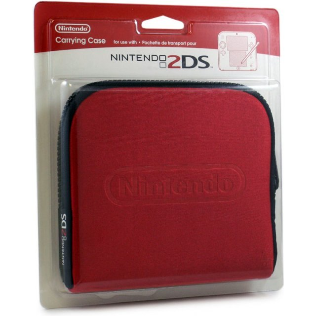 Nintendo 2DS Case (Red)