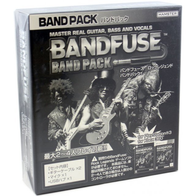BandFuse: Rock Legends [Band Pack]