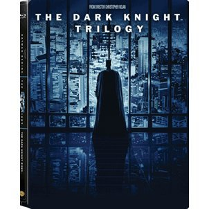Dark Knight Trilogy [Steelbook Limited Edition]