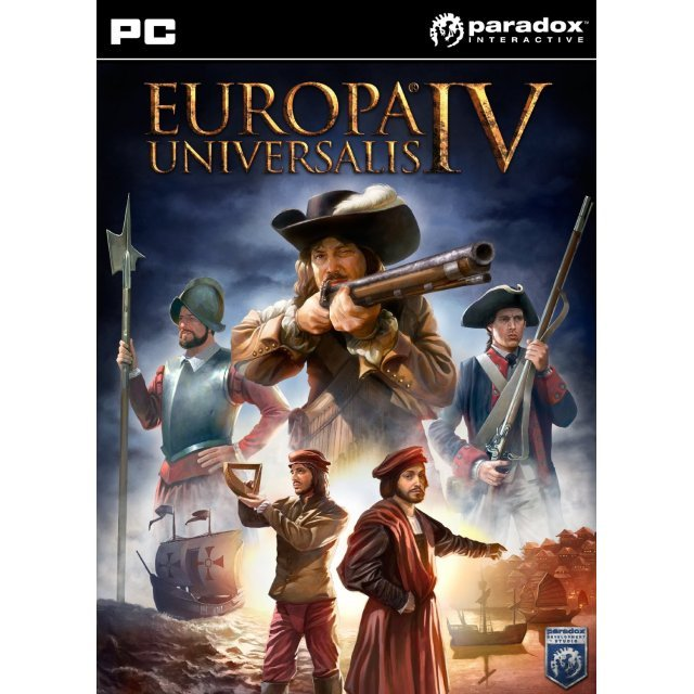 Europa Universalis IV (Steam)
