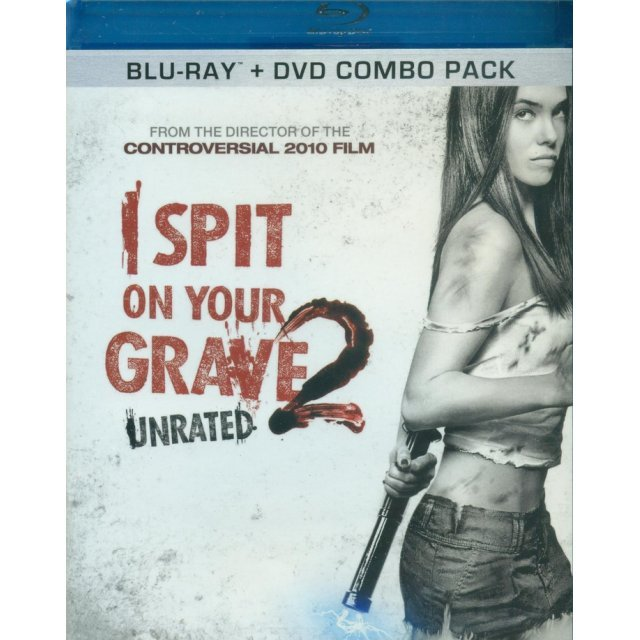 I Spit on Your Grave 2 [Blu-ray+DVD]