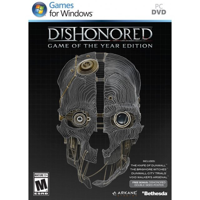 Dishonored (Game of the Year Edition) (DVD-ROM)