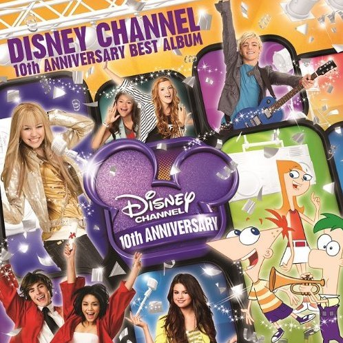 Disney Channel 10th Anniversary Kinen Best Album