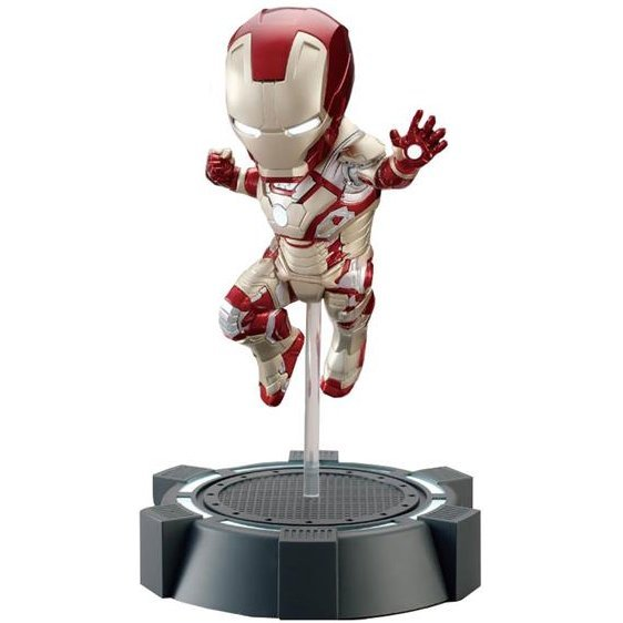 Egg Attack EA-005 Iron Man 3 Super Deformed Figure: Iron Man Mark XLII
