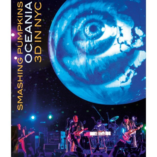Smashing Pumpkins: Oceania - 3D in NYC