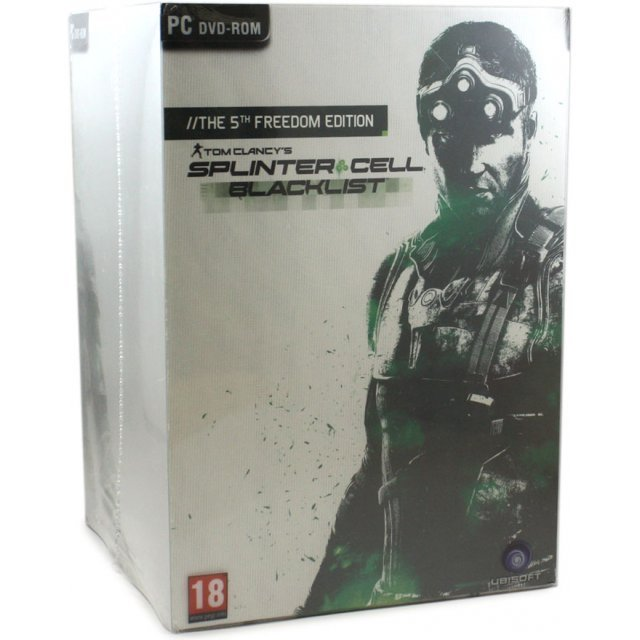 Tom Clancy's Splinter Cell: Blacklist (The 5th Freedom Edition) (DVD-ROM)