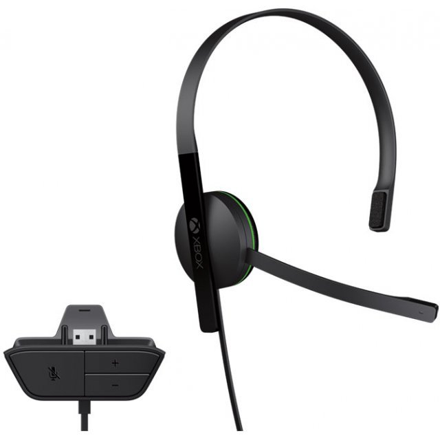 Microsoft Xbox One Chat Headset (Europe)