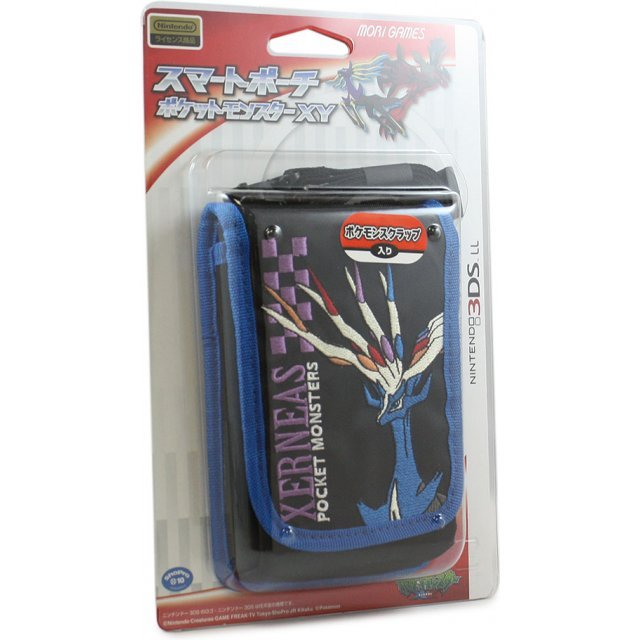 Pokemon Smart Pouch for 3DS LL (Xerneas)