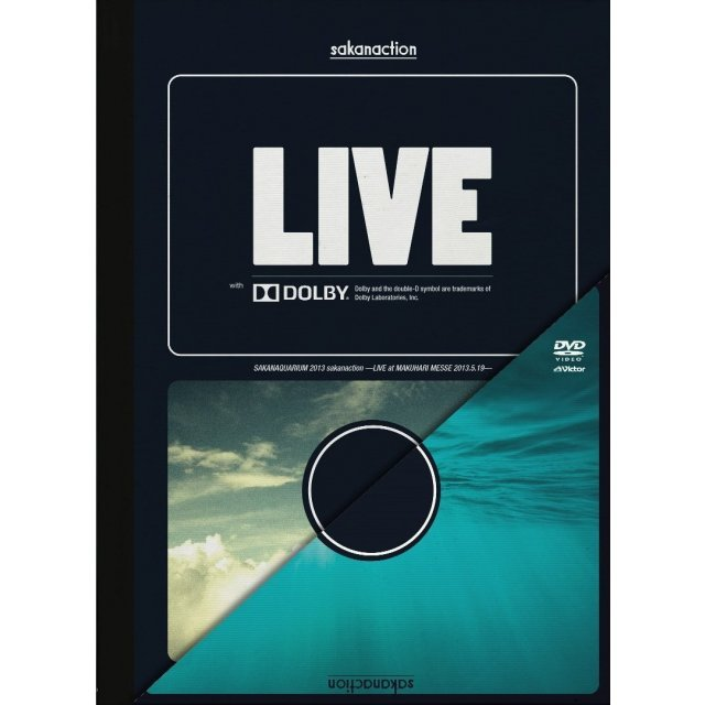 Sakanaquarium 2013 Sakanaction - Live At Makuhari Messe 2013.5.19 [Limited Edition]