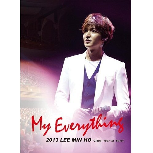 2013 Global Tour in Seoul 'My Everything' [2DVD]