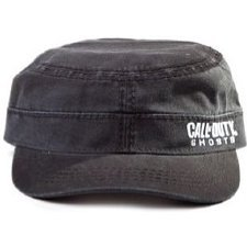 Activision Call of Duty: Ghosts Embroided Logo Military Cap