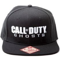 Activision Call of Duty: Ghosts Embroided Logo Snapback Cap