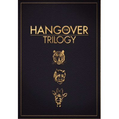 The Hangover Trilogy [3DVD]