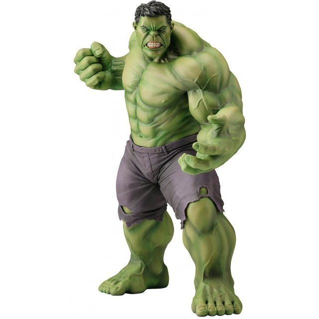 ARTFX+ Avengers Marvel NOW! 1/10 Scale Pre-Painted PVC Figure: Hulk (re-run)