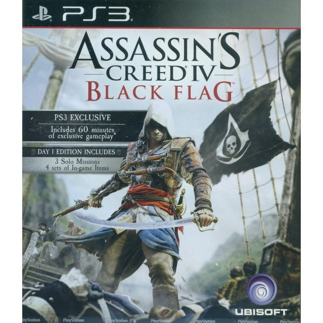 Assassin's Creed IV: Black Flag (English Version)