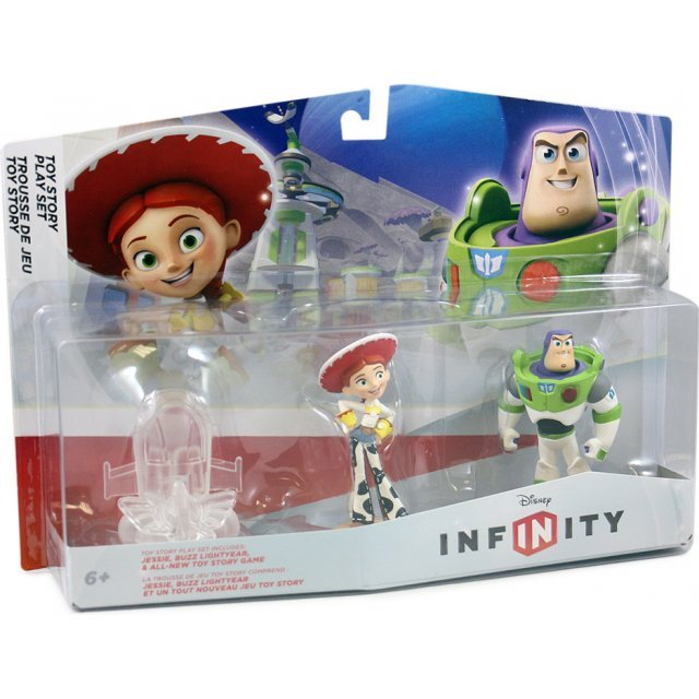 Infinity Toy Story Nintendo Ds Game : Disney infinity toy story play set
