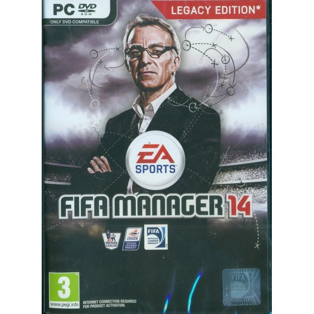 FIFA Manager 14 (Legacy Edition) (DVD-ROM)