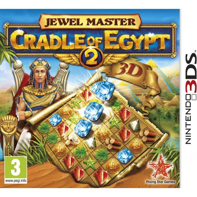 Jewel Master: Cradle of Egypt 2 3D