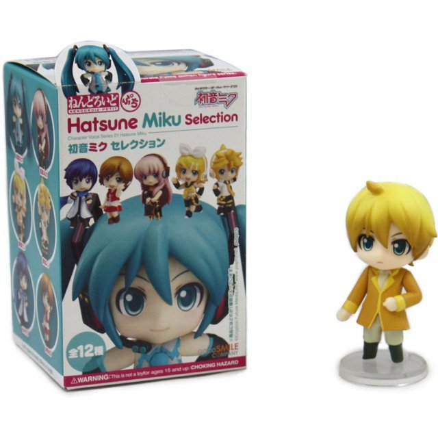 Nendoroid Petite Character Vocal Series Non Scale Pre-Painted Trading Figure: Hatsune Miku Selection (Random Single)