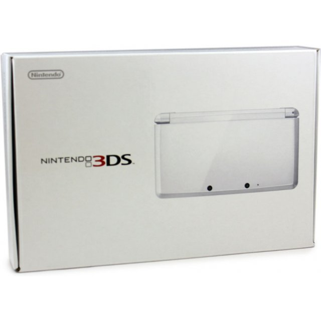 Nintendo 3DS (Pure White)