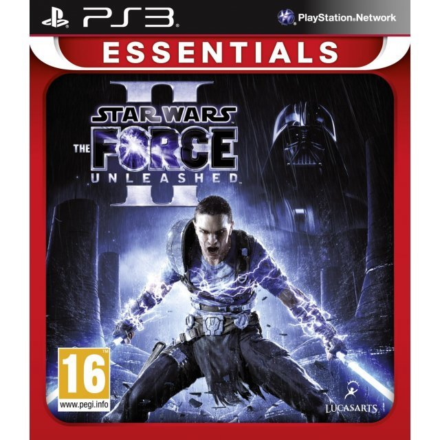 Star Wars: The Force Unleashed II (Essentials)