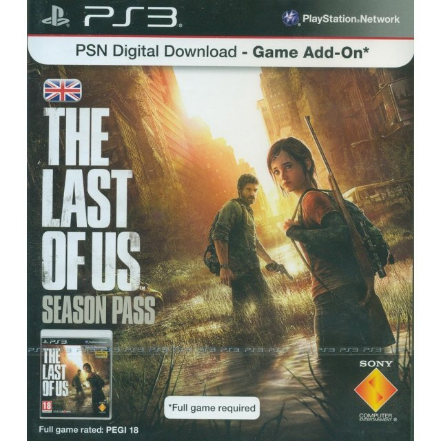 The Last of Us Season Pass [UK]