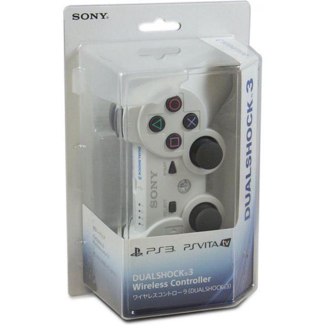 DualShock 3 PlayStation®Vita TV Edition (White)