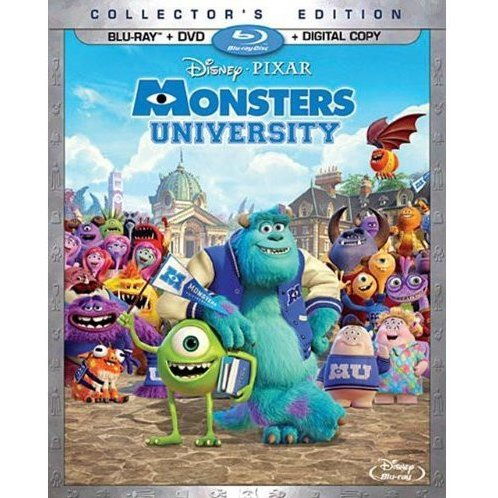 Monsters University [Collector's Edition]