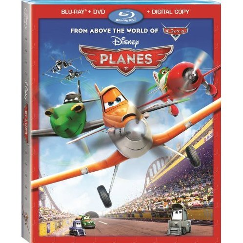 Planes [Blu-ray+DVD+Digital Copy]