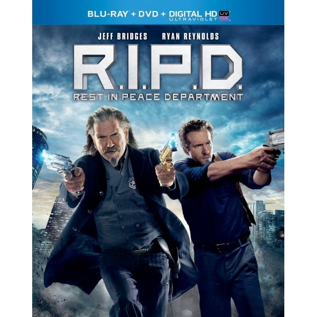 R.I.P.D. [Blu-ray+DVD+Digital Copy+UltraViolet]