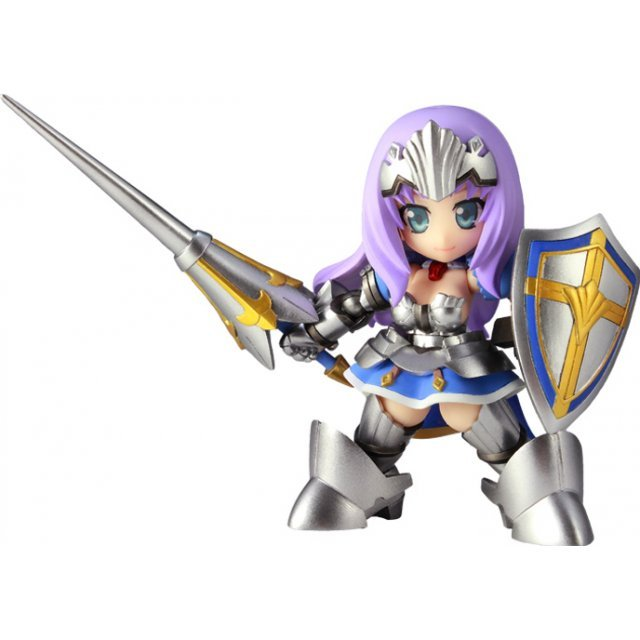Deforevo Queens Blade Rebellion Non Scale Pre-Painted PVC Figure: Annerotte