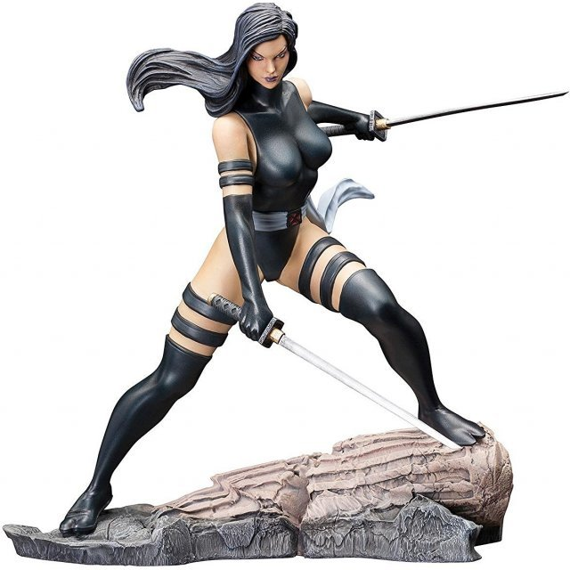 Fine Art Statue 1/6 Scale Pre-Painted Figure: Psylocke X-Force Ver.