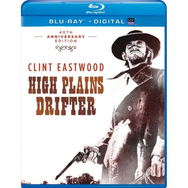 High Plains Drifter [Blu-ray+Digital Copy+UltraViolet]