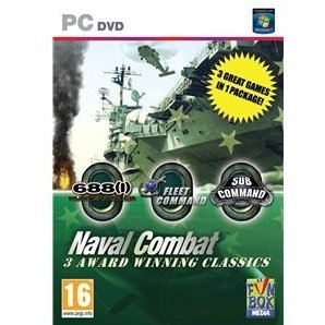 Naval Combat Pack (3-Games-in-1) (DVD-ROM)