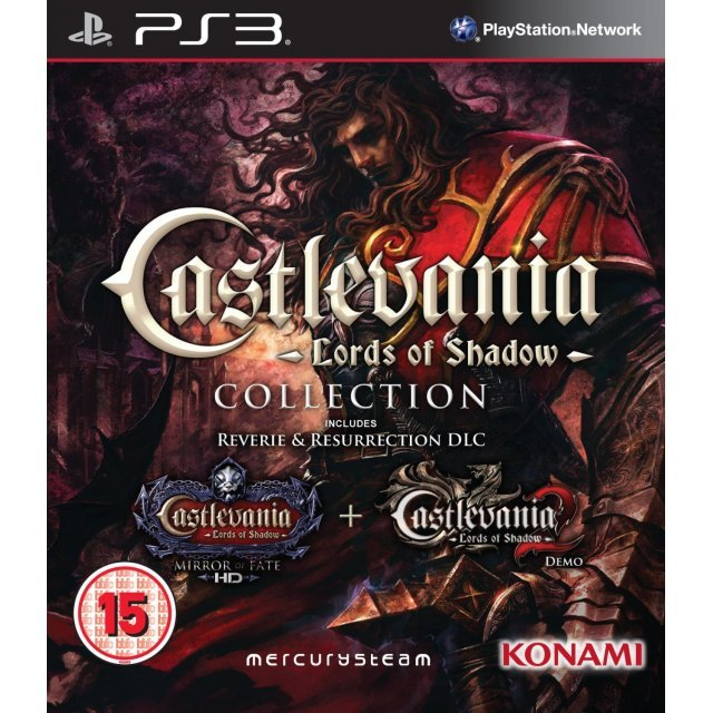 The Castlevania: Lords of Shadow Collection