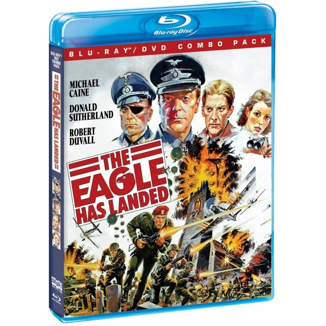 The Eagle Has Landed [Blu-ray + DVD]