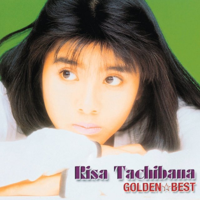 Golden Best Tachibana Risa [Limited Pressing]
