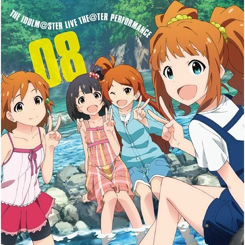 Idolmaster Million Love - The Idolm@ster / The Idolmaster Live The@ter Performance 08