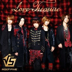 Love Treasure [CD+DVD Limited Edition Type B]