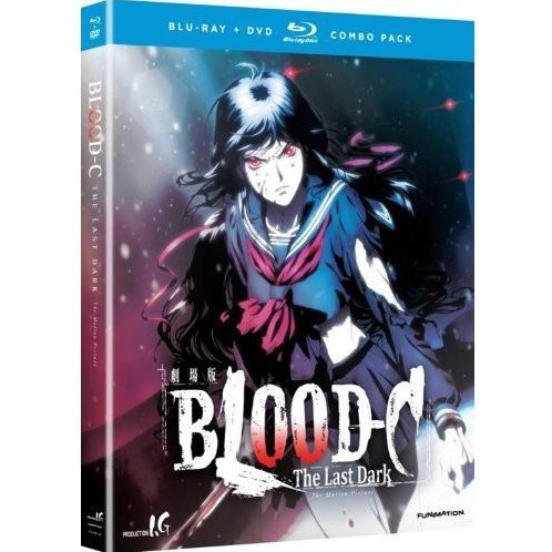 Blood-C: The Last Dark  [Blu-Ray+DVD]