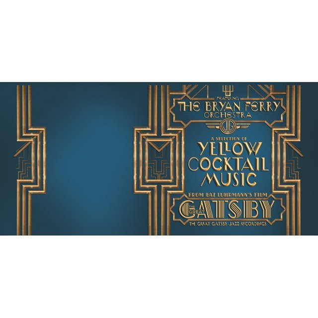 Pop Great Gatsby Ferry Orchestra Bryan