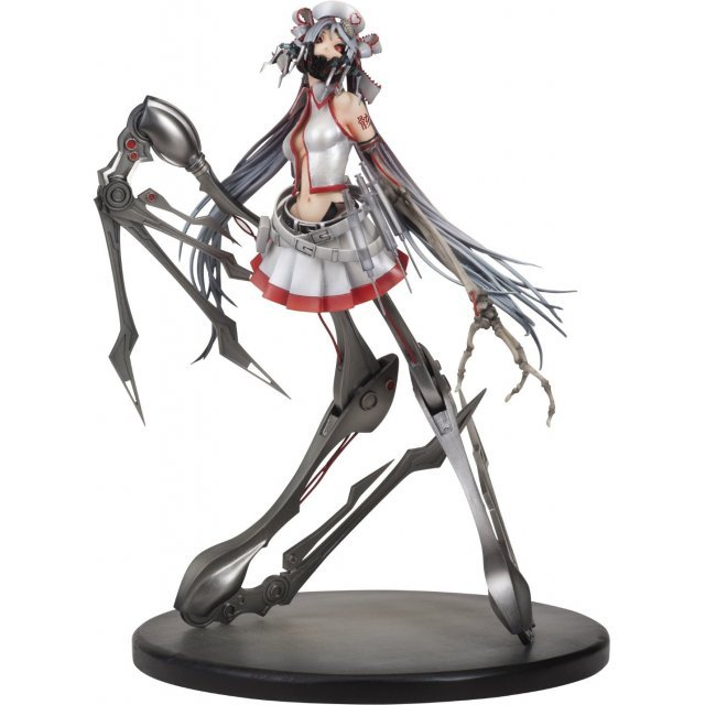 Hdge Vocaloid Pre-Painted PVC Figure: Calne Ca / Nurse Costume Ver.
