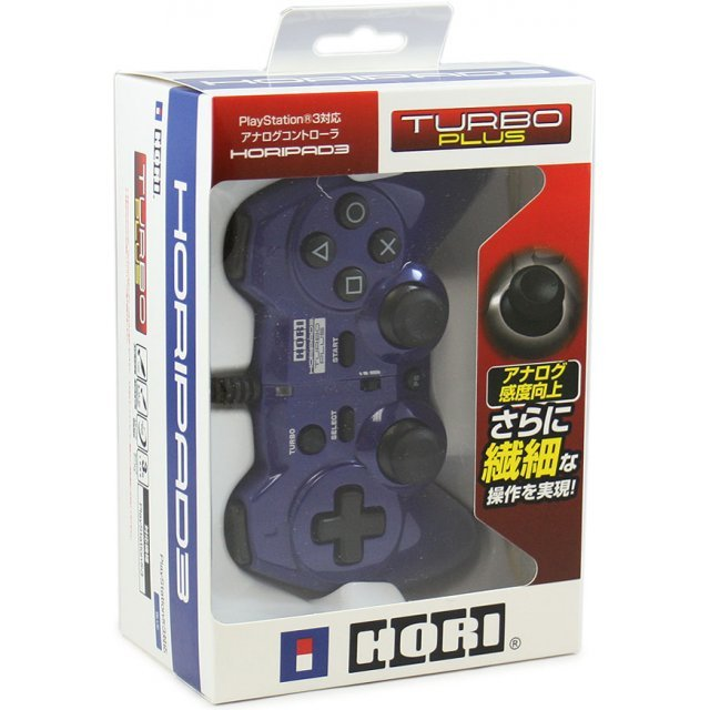Hori Pad 3 Mini (Blue)