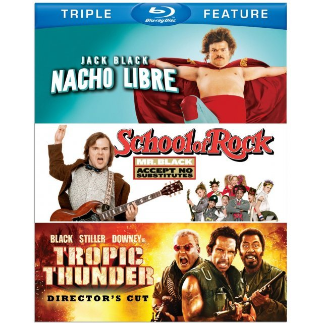 Jack Black Triple Feature