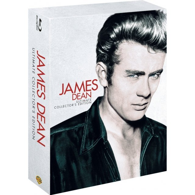 James Dean - Ultimate Collector's Edition [Blu-ray+DVD]