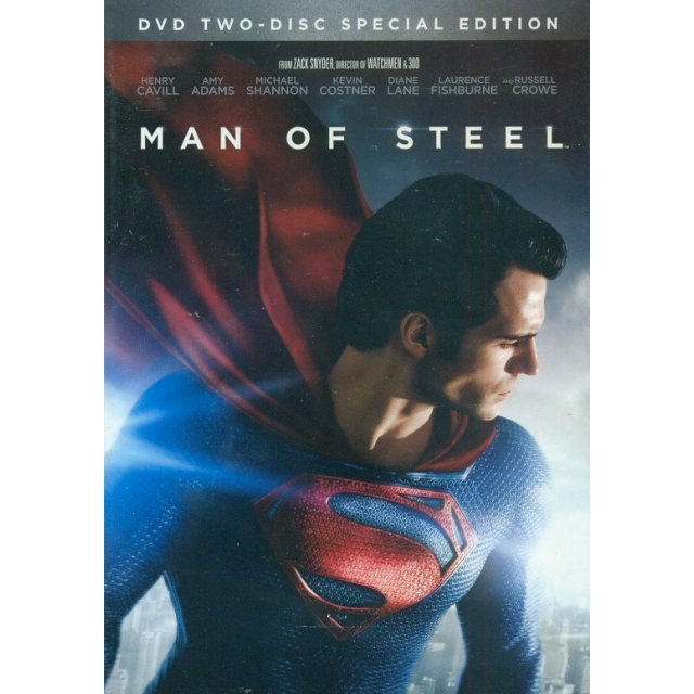 Man of Steel [2DVD]