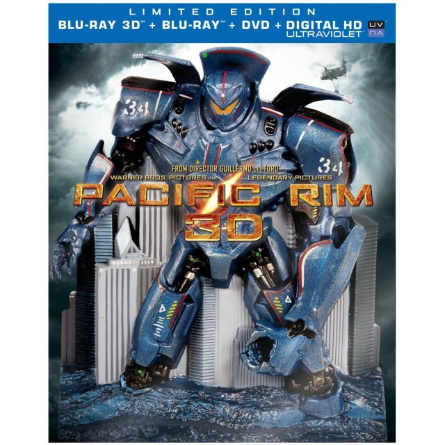 Pacific Rim 3D [Limited Edition]