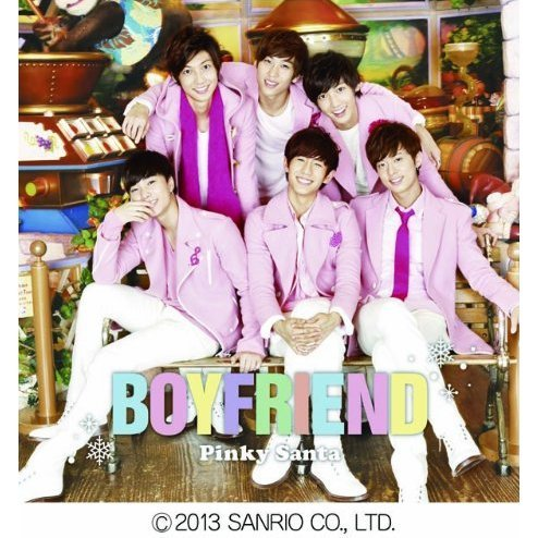 Pinky Santa [CD+Goods Limited Edition Type A]