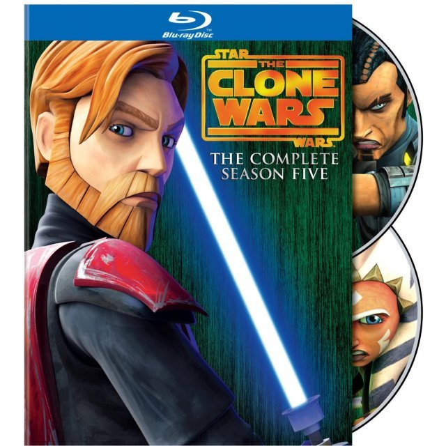 Star Wars The Clone Wars: Season Five
